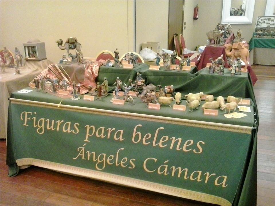 Figuras Belenes Angeles Camara