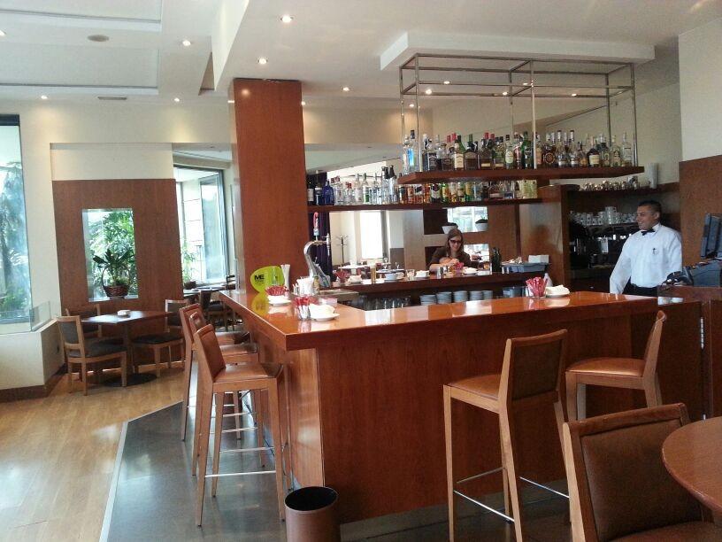 Cafeteria-Barra