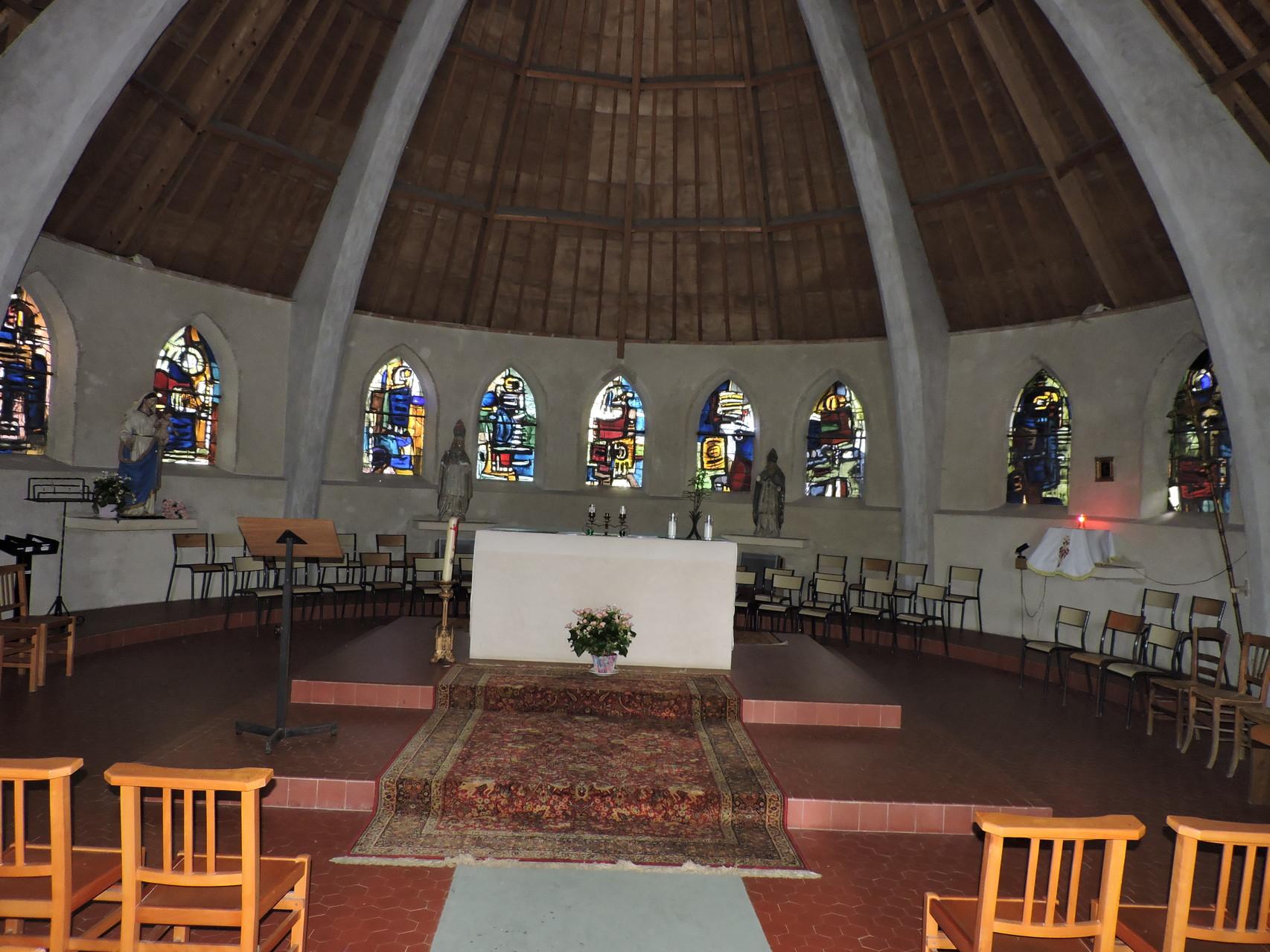 Eglise (Intérieur)