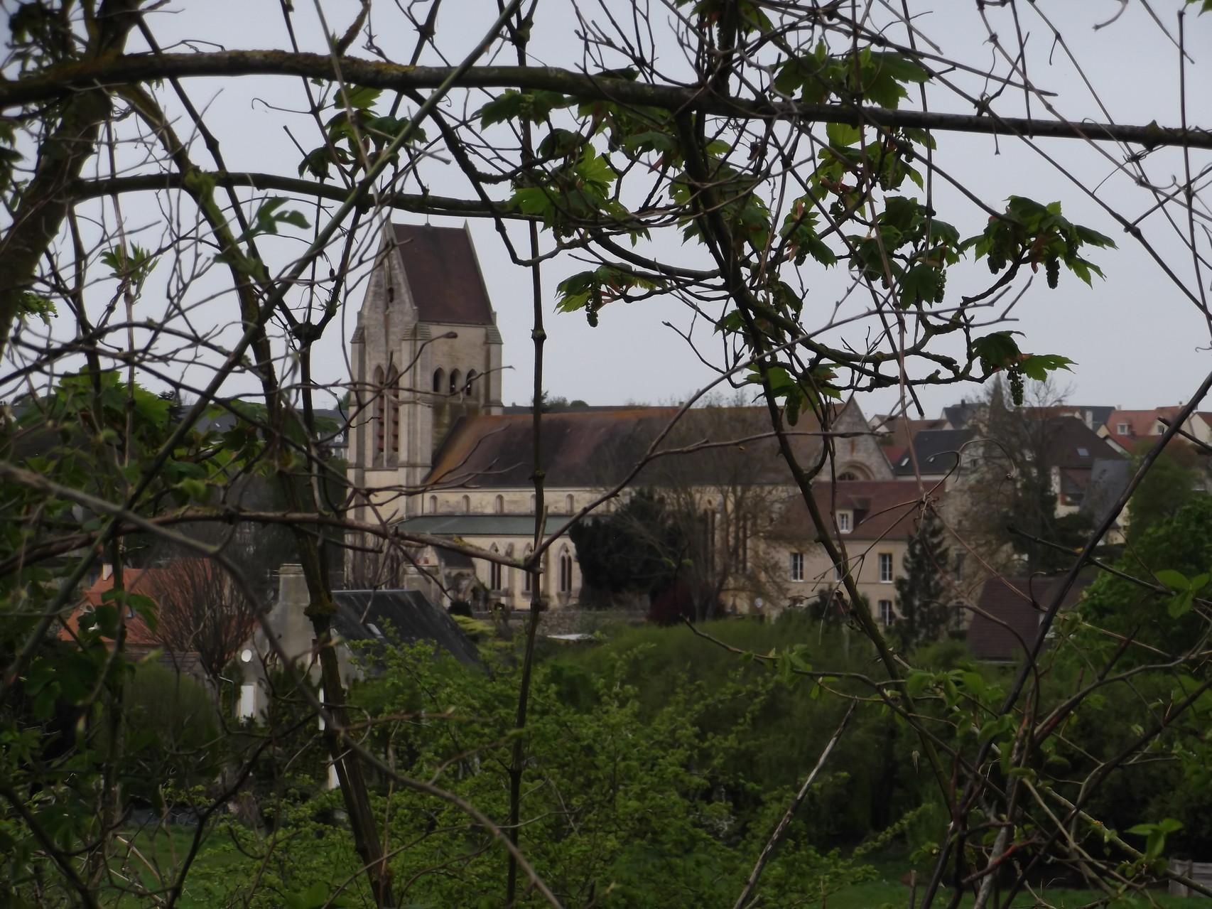 Eglise d'Evrecy