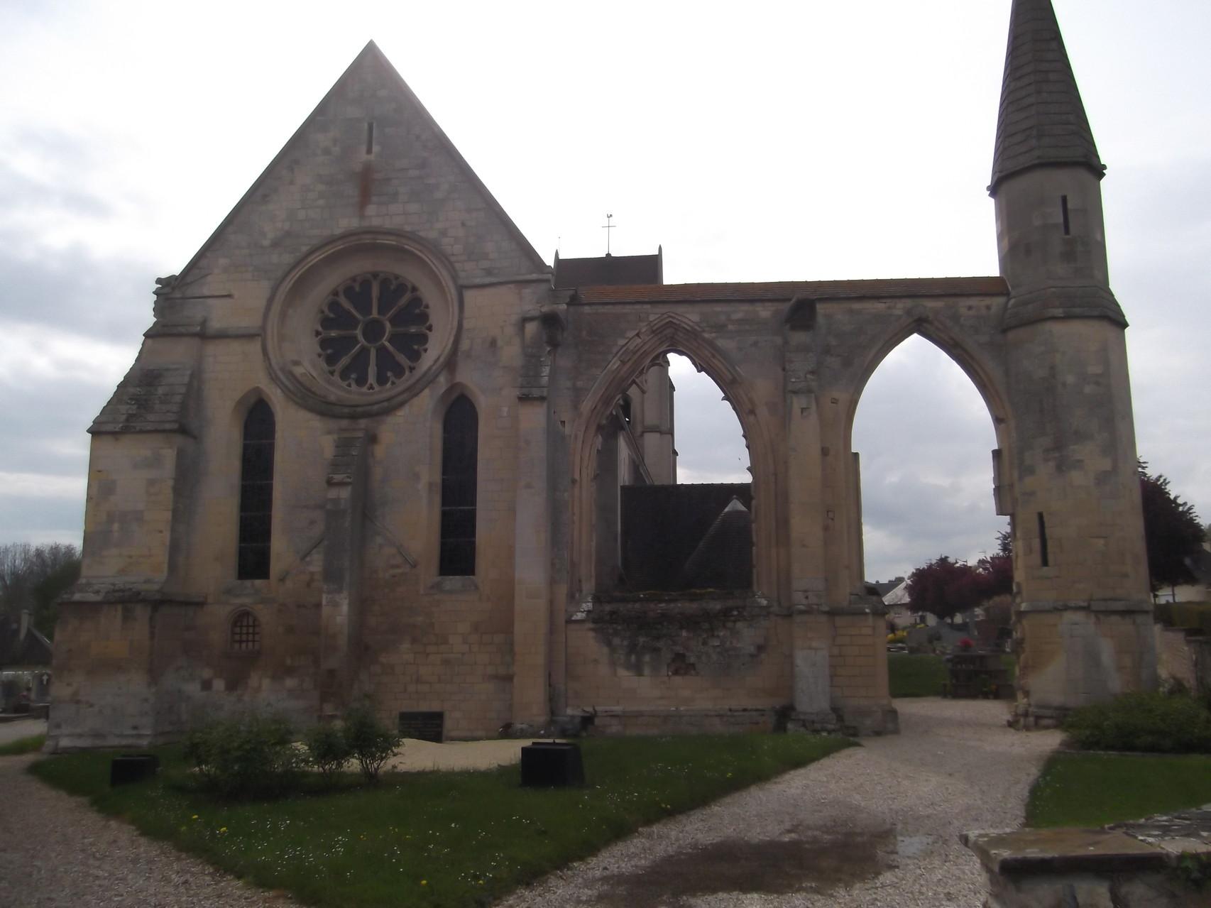 L'Eglise d'EVRECY