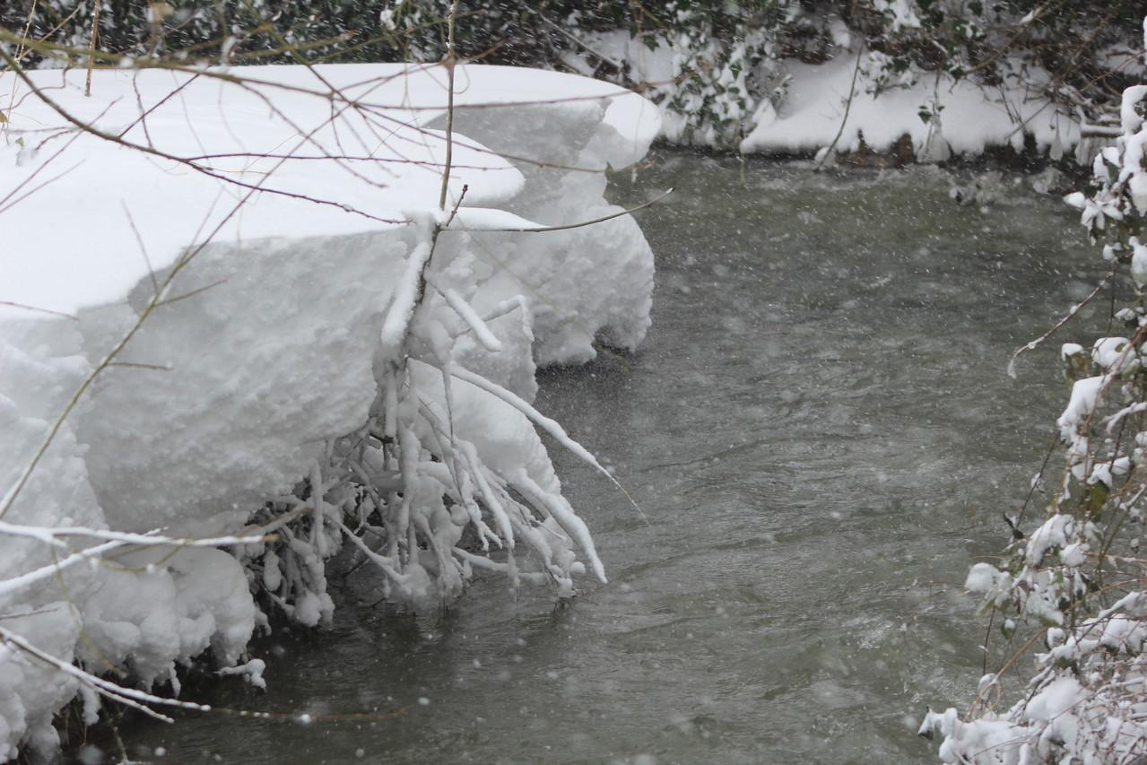 Chemin de la guigne (la rivière)