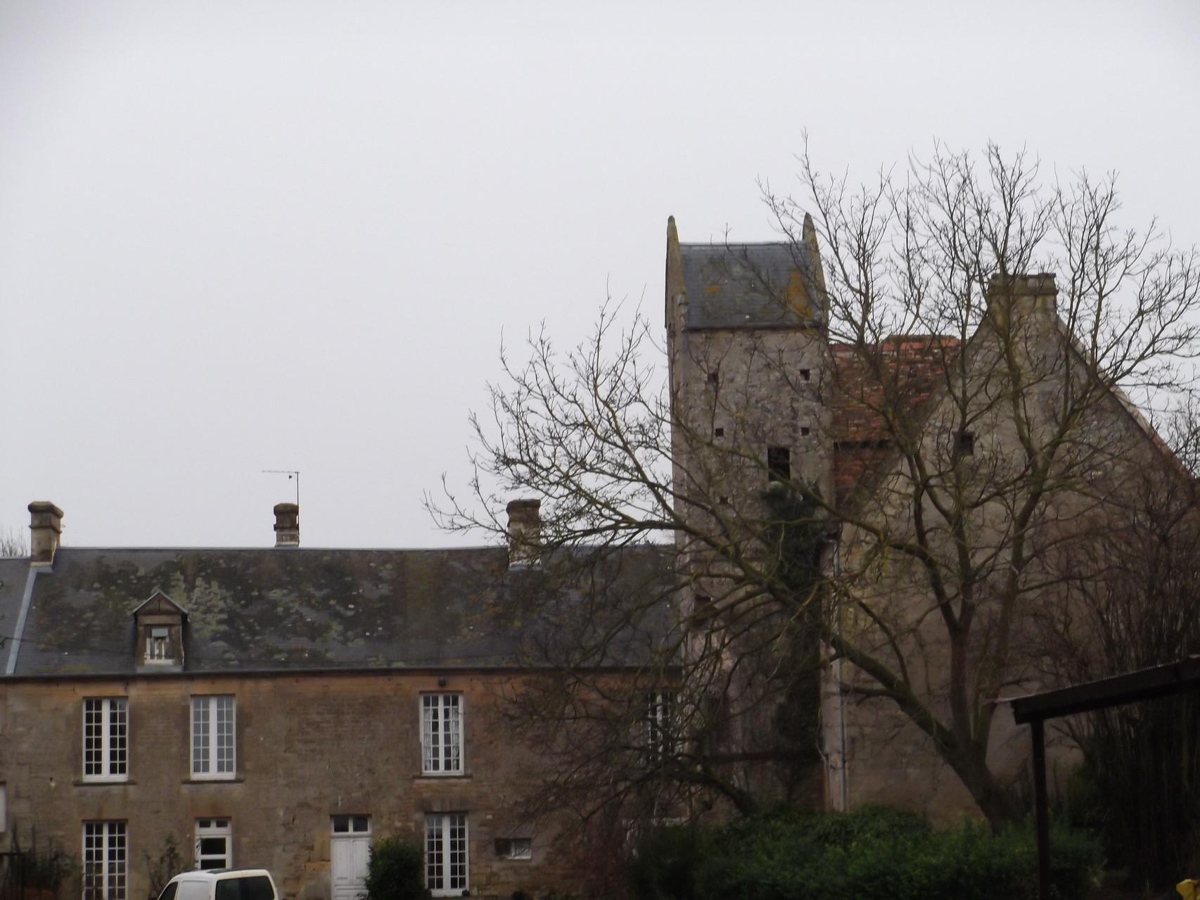 Manoir (propriété privée)