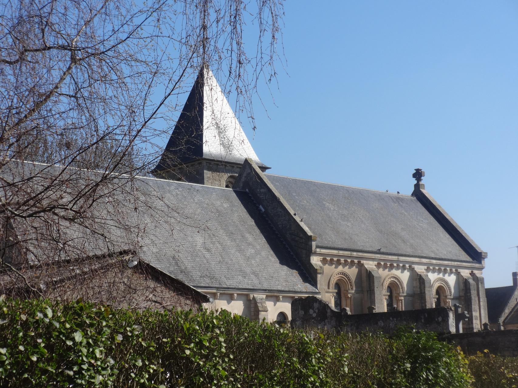 Eglise de Vieux