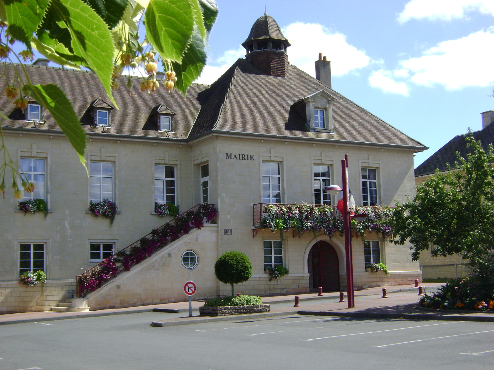 Mairie d'Evrecy