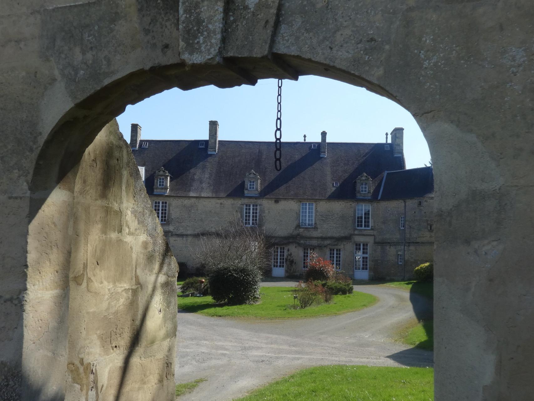 Manoir de Fierville (propriété privée)