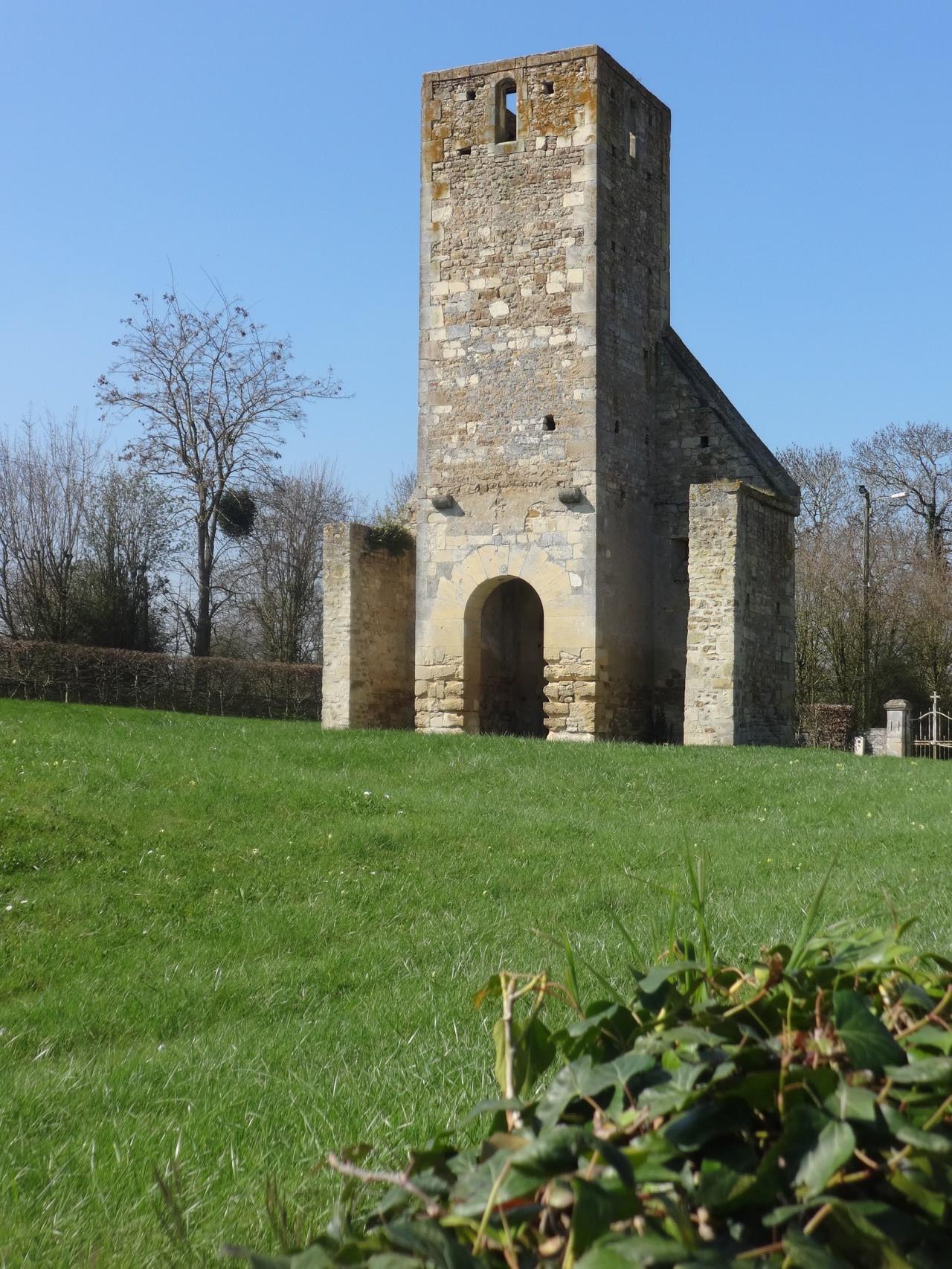 L'église de Fierville