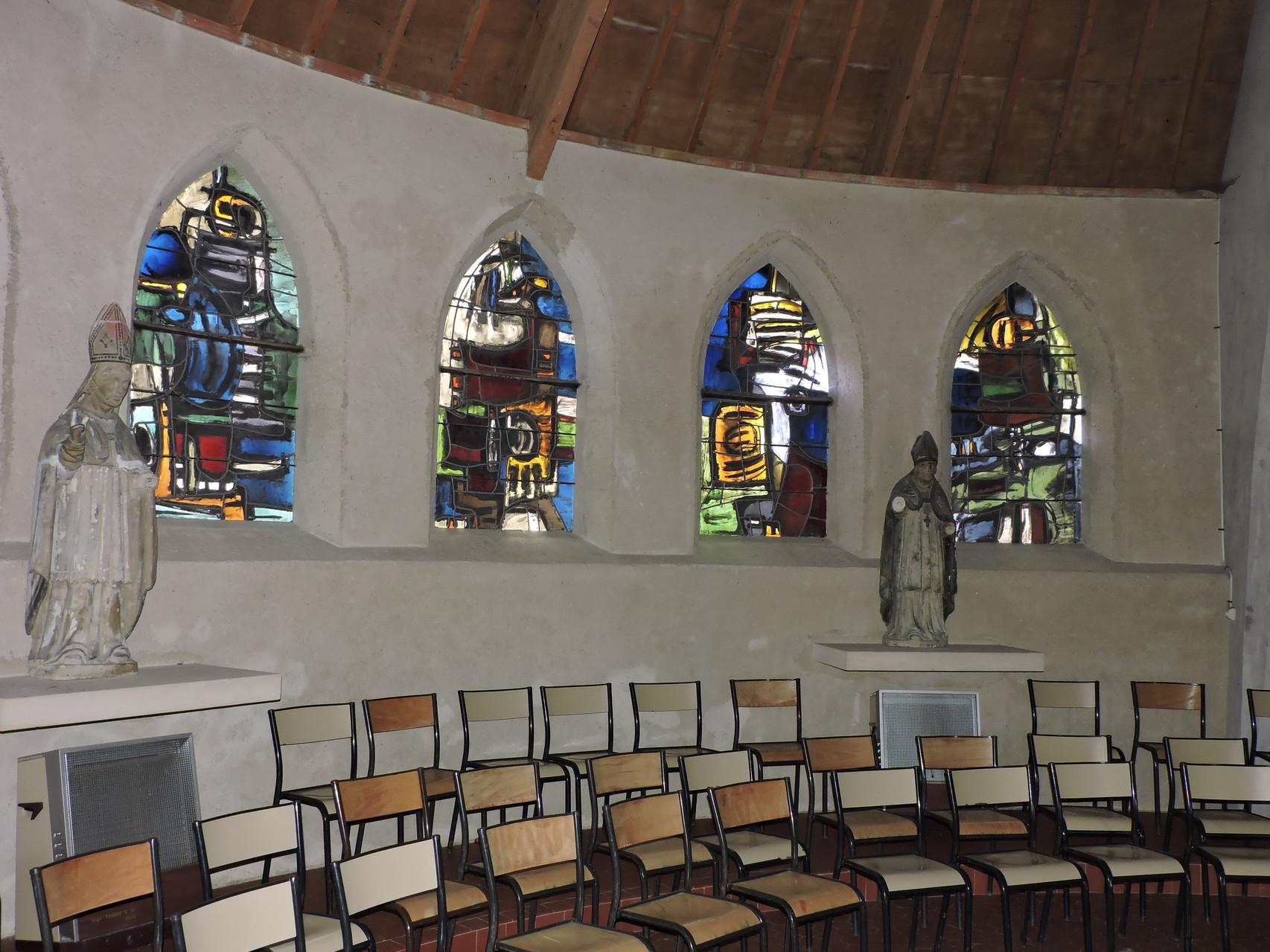 Eglise vitraux
