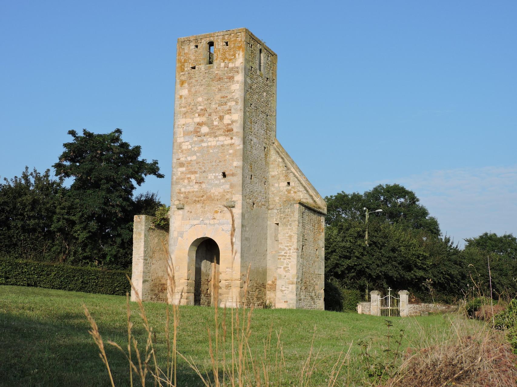 Eglise de Fierville