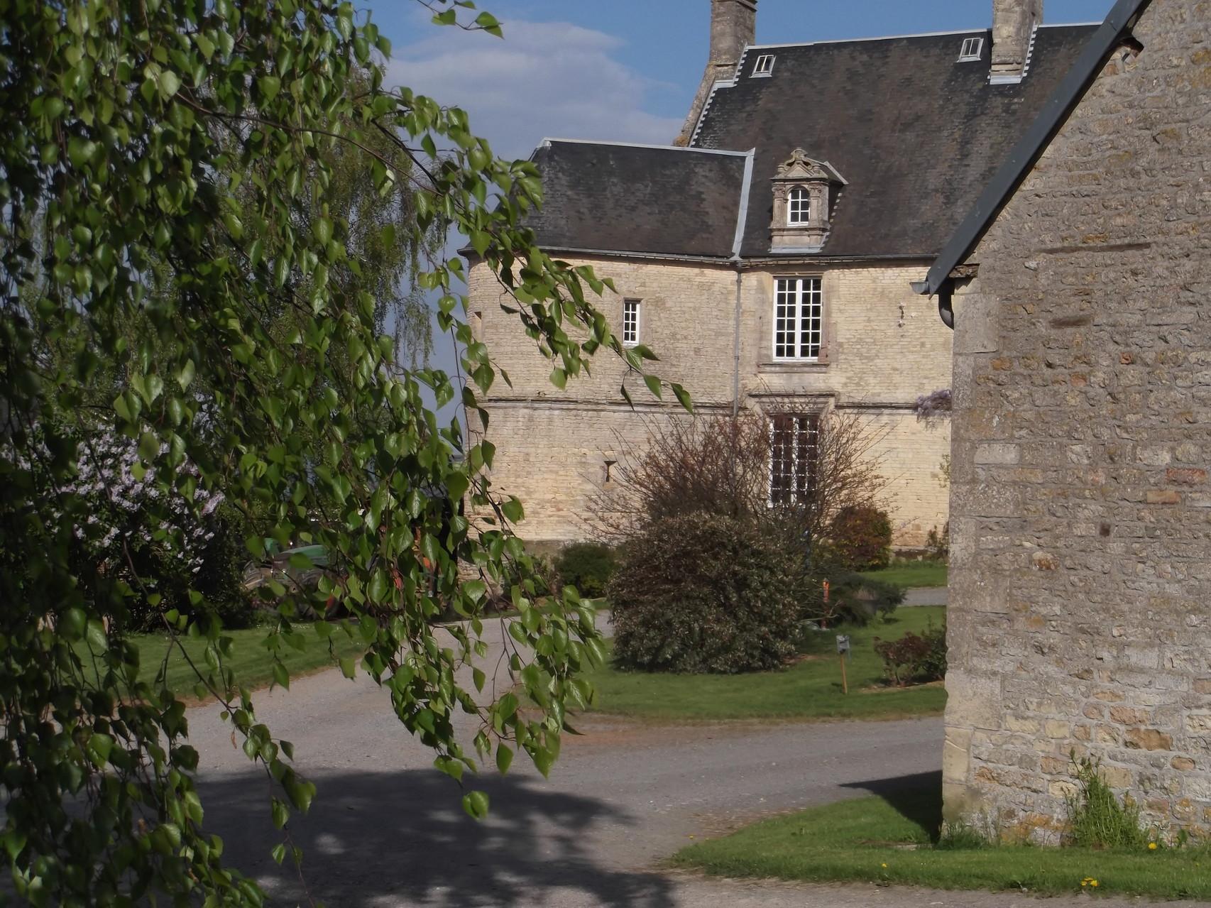 Chateau de Fierville (propriété privée)