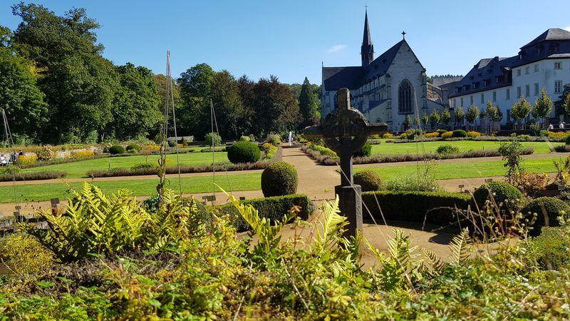 Singlewanderung Kloster Marienstatt