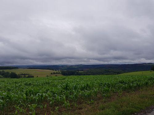Blick von Mörsbach Richtung Kroppacher Schweiz