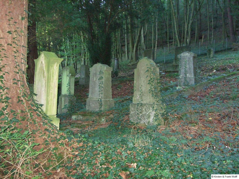 Jüdischer Friedhof von 1830 - 1940 Waldbreitbach