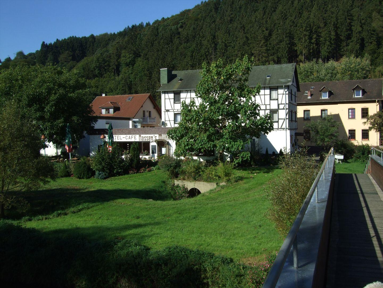 Hotel - Cafe Nassens Mühle