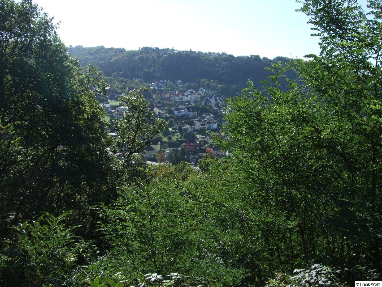 Blick nach Waldbreitbach