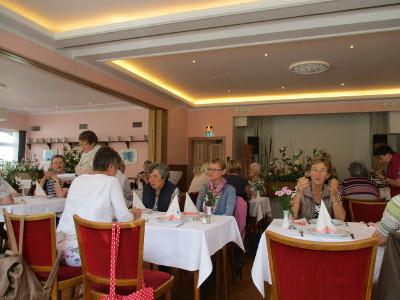 """Mittagessen in """"Witt`Gasthof"""" in Krummbek"""