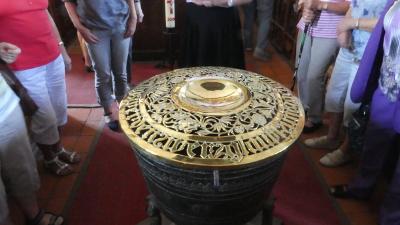 Bronzetaufkessel nach 1380