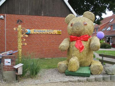 Teddy geht auf Weltreise