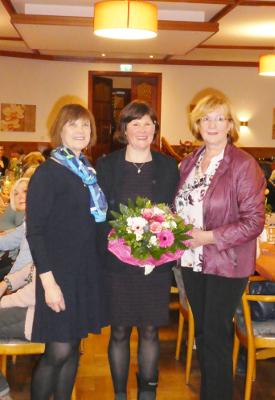 Frau Röhr, Frau Fahje, Frau Neuber