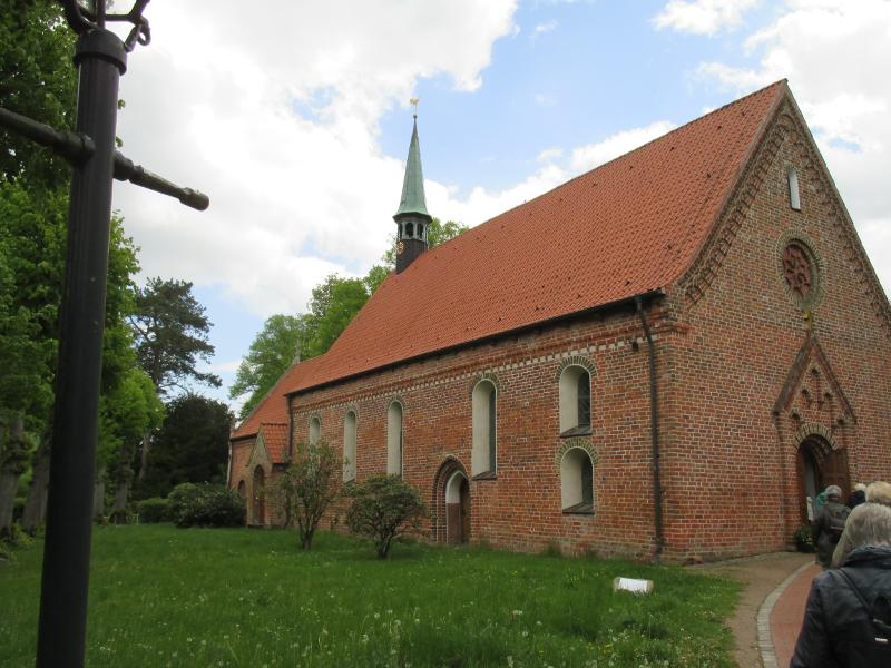Kirche erbaut um 1195
