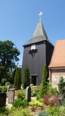 Hölzerner Glockenturm 1605