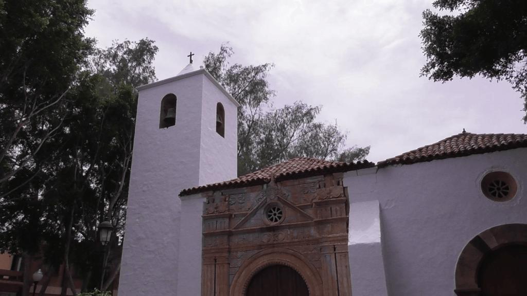 Kirche Iglesia de Virgen de la Regla