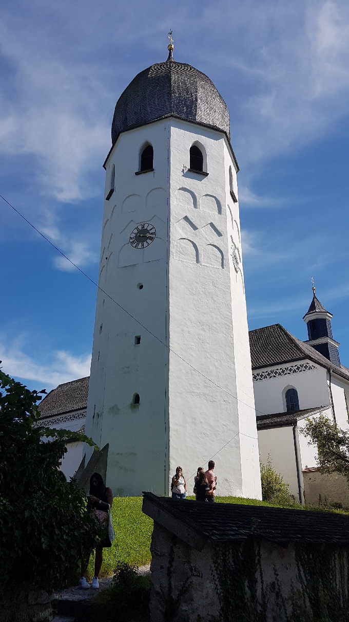 Klosterkirche von Kloster Frauenchiemsee