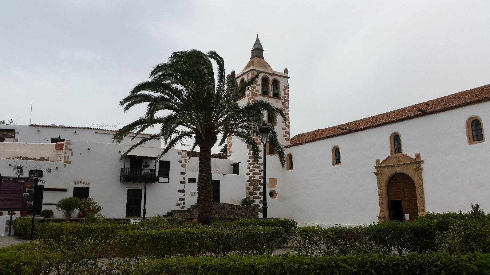 """Pfarrkirche """"Iglesia de Santa Maria"""""""