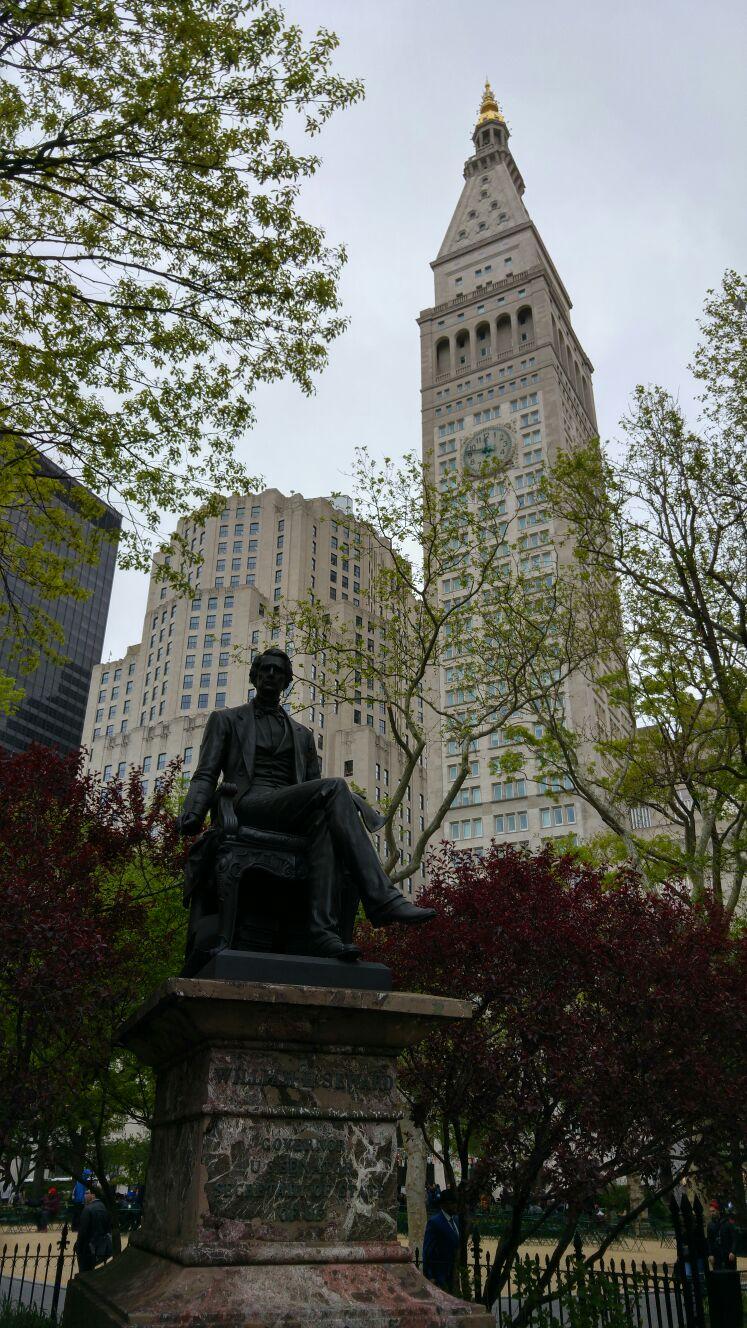 Metropolitan Life Tower und Metropolitan Life North Building