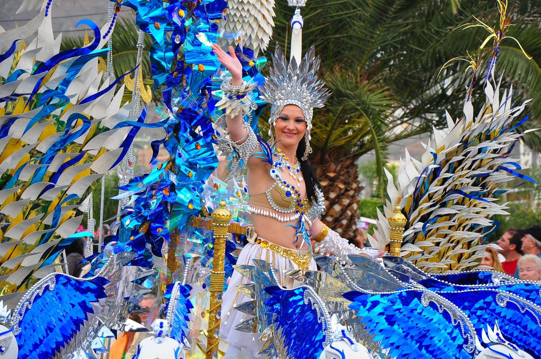 Karneval in Santa Cruz de Tenerife