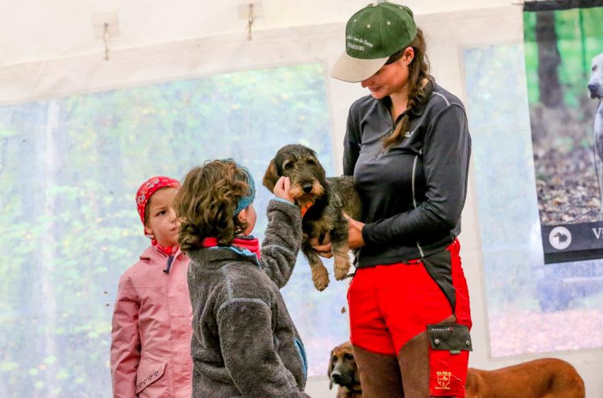 Utah vom Neunten Weinberg gettingsome love & affection from children