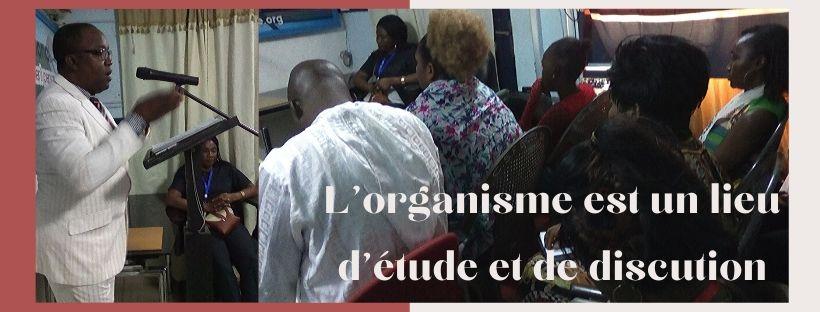 Instruisons avec amour sur les vertus de la patience et de la tolérance en sociale. Public Africain