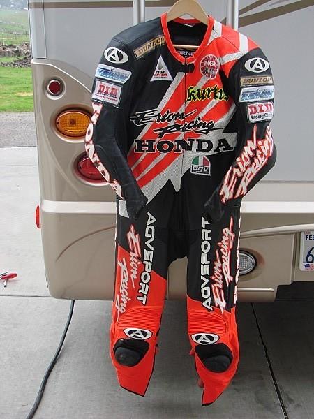 1999 honda cbr900rr erion racing ex kurtis roberts