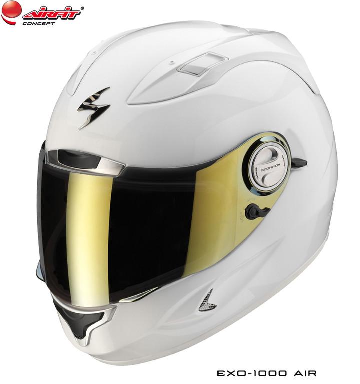 exo-1000 air - der neue helm von scorpion mit tct ...