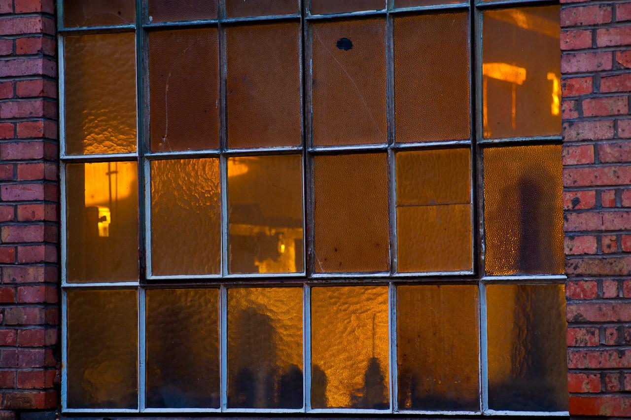 Fenster im Röhm Areal Schorndorf