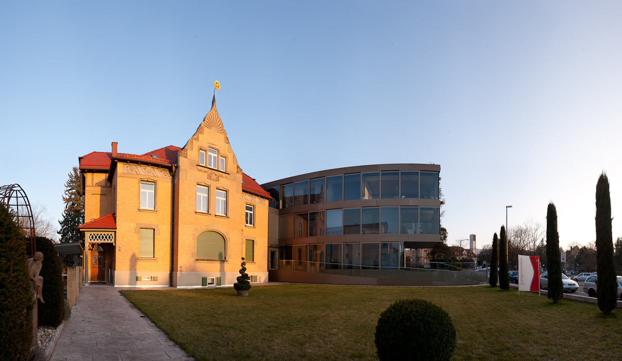 Flex Fonds Gebäude