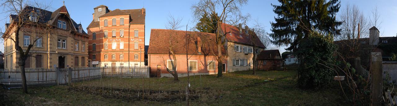 Hahnsche Mühle