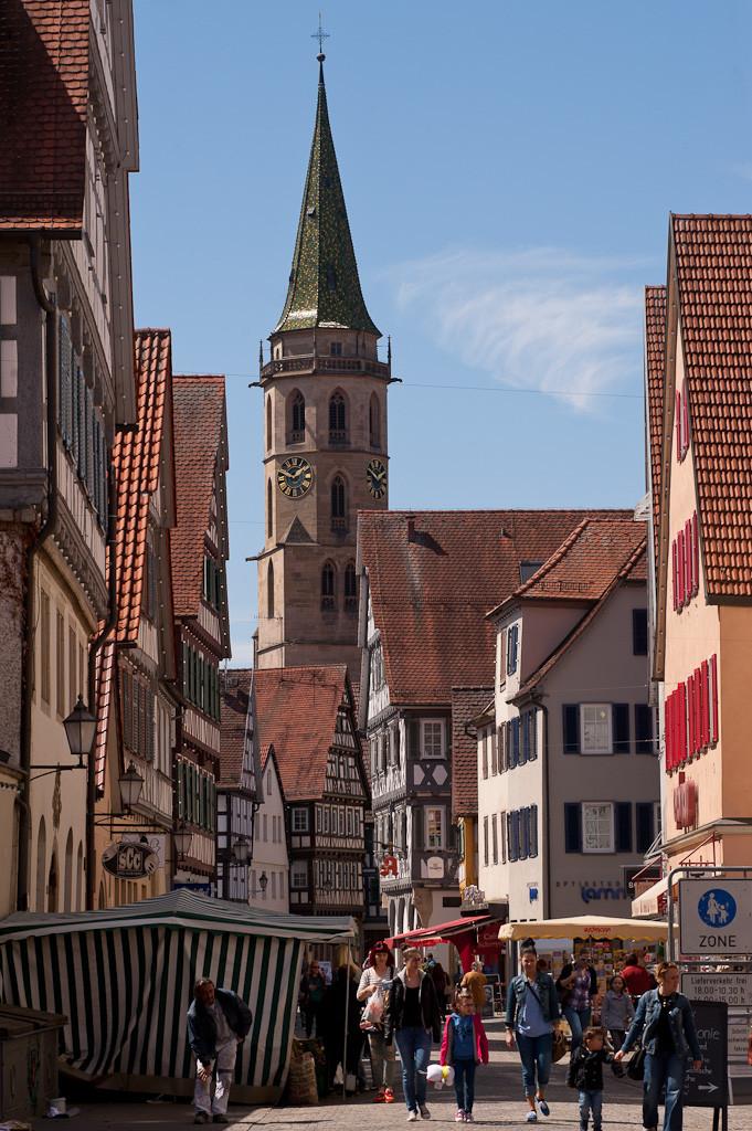 Stadtkirche Schorndorf