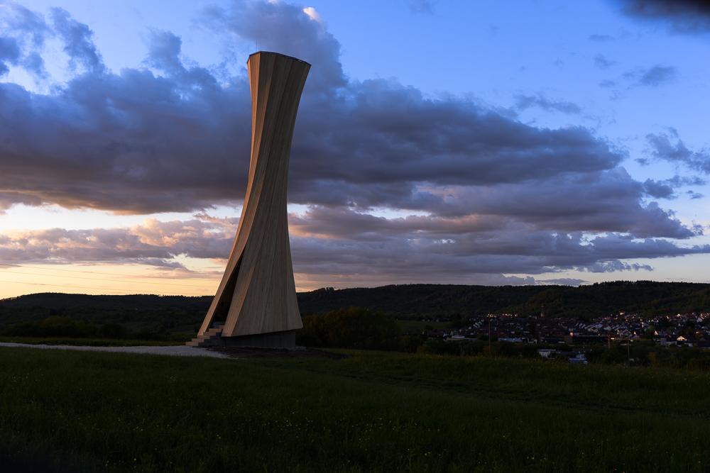 Holzturm Urbach 2019