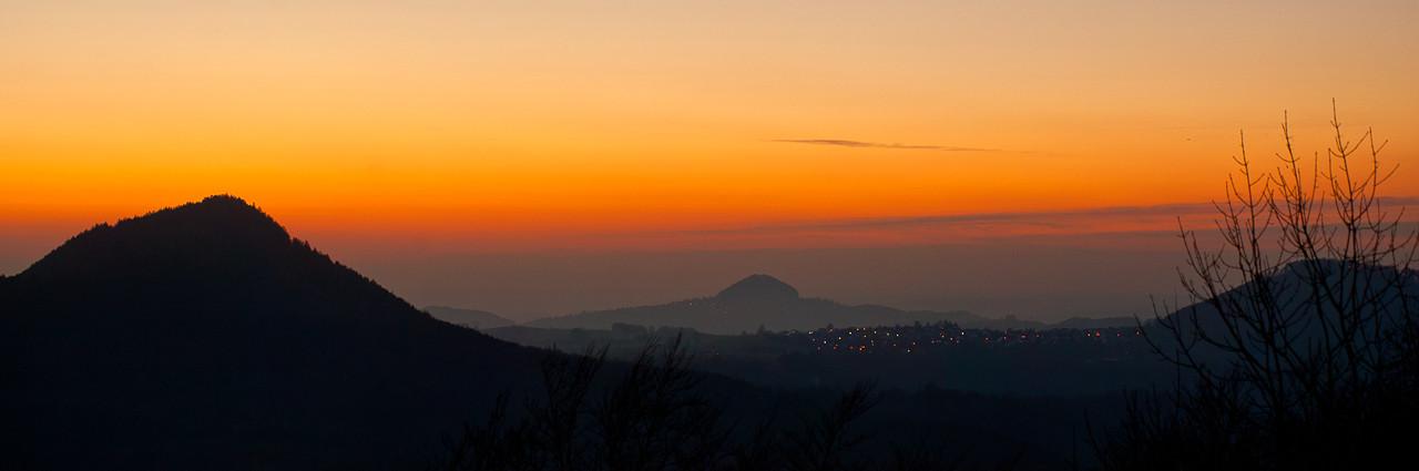 Stuifen, Hohenstaufen, Rechberg