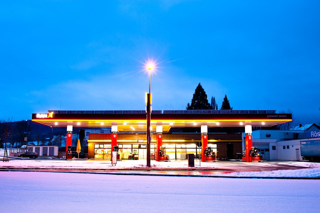 Tankstelle Schorndorf