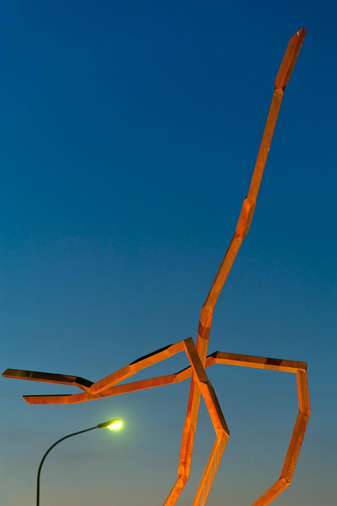 Skulptur Larag