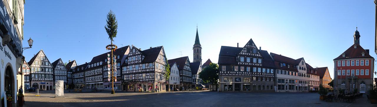 Marktplatz Schorndorf