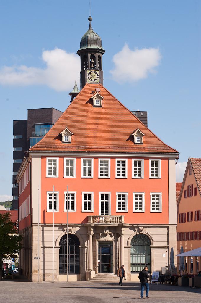 Schorndorfer Rathaus