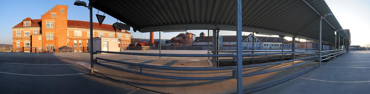 Parkdeck Arnold-Parkhaus