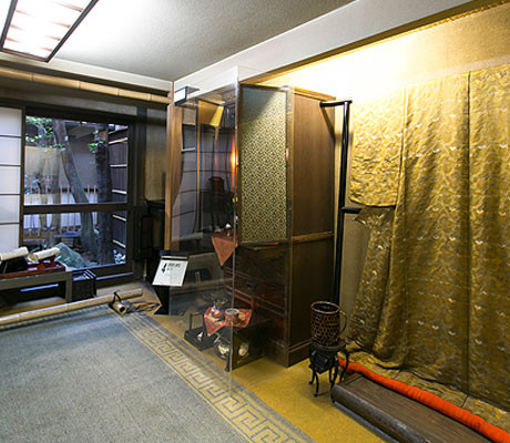 Buddhist Alter Room