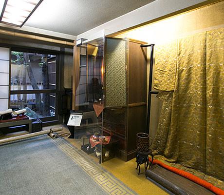Buddhist Alter Room
