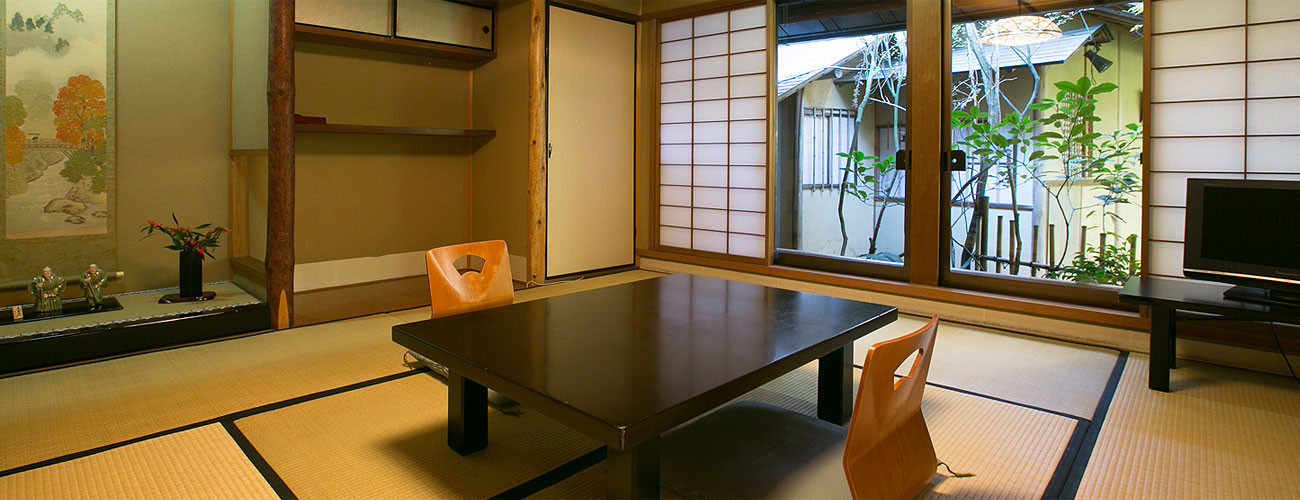 ... Is One Of The Traditional Japanese Style Inn (government Registered  International Tourist Hotels) Located In A Very Central Part Of The City Of  Kyoto.
