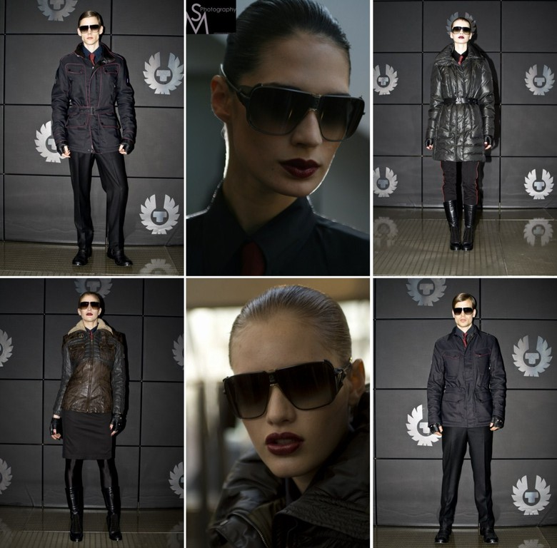 Milano look-book Belstaff |All rights reserved| Copyright Clothing Company
