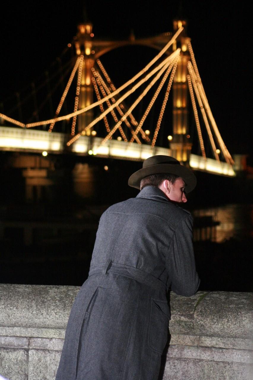 London UK, Albert bridge |All rights reserved|